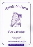 Hands On Harp, You Can Play! - Angharad Evans Young