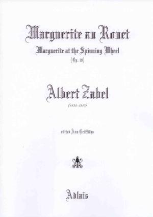 Marguerite au Rouet - Albert Zabel