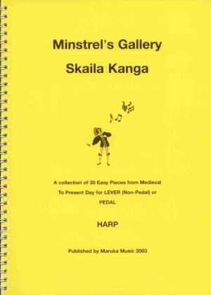 Minstrel's Gallery: Skaila Kanga - *(Free CD While Stocks Last)*