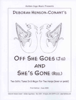 Off She Goes (Jig) & She's Gone (Reel) - D. Henson-Conant