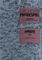 Orchester Probespiel Test Pieces - R. Konhauser, H. Storck