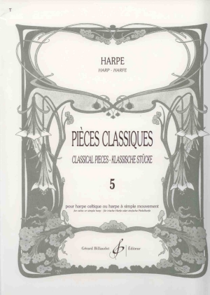 Pieces Classiques: Book 5 - D. Bouchaud