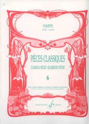 Pieces Classiques: Book 6 - D, Bouchaud