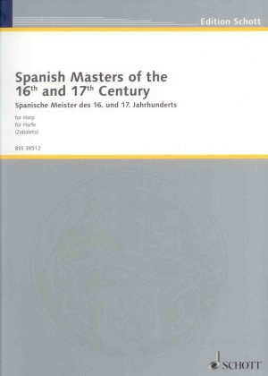 Spanish Masters of the 16th and 17th Century - N. Zabaleta