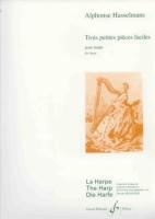 Trois Petites Pieces Faciles - A. Hasselmans