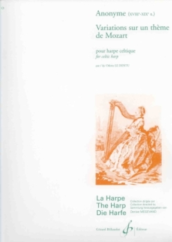 Variations Sur Un Theme De Mozart - Le Dentu
