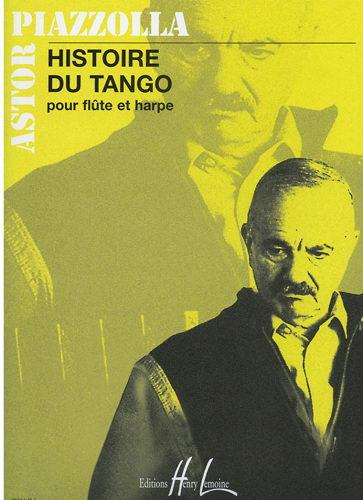 Histoire Du Tango - A. Piazzolla