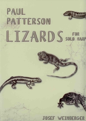 Lizards - Paul Patterson