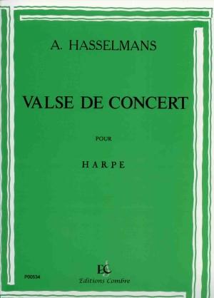 Valse De Concert - A. Hasselmans