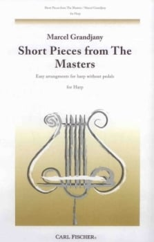 Short Pieces from the Masters - M. Grandjany