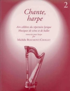 Chante, Harpe Vol. 2 - M. Beaumont-Chollet