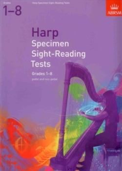 Specimen Sight-Reading Tests (Grades 1-8) - S.Kanga