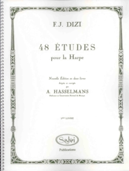 48 Etudes in Two Books (Book 1) - F.J. Dizi