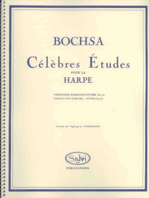 25 Studies - Bochsa, R.N.C.