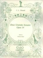 Deux Grandes Sonates, Opus 34 - J.L. Dussek