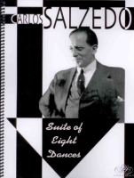 Suite of Eight Dances - C. Salzedo