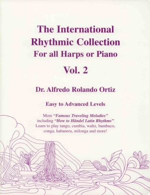 The International Rhythmic Collection, Vol.2 - A.R. Ortiz