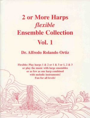 2 or More Harps, Vol. 1 - A. Ortiz