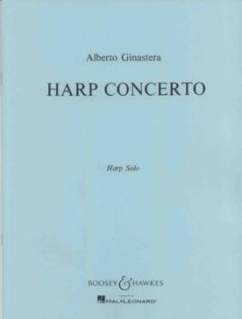 Harp Concerto - A. Ginastera
