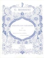Andante Con Variazioni - G. Rossini