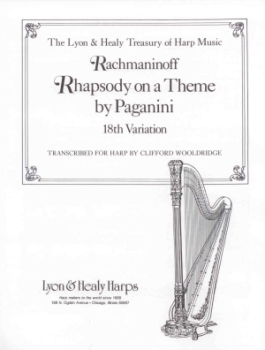 Rhapsody on a Theme by Paganini - Rachmaninoff