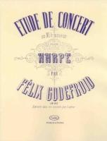 Etude de Concert - F. Godefroid