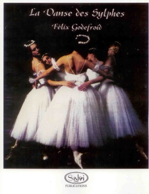 La Danse Des Sylphes - F. Godefroid
