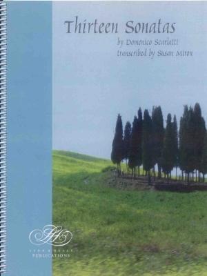 Thirteen Sonatas - D. Scarlatti