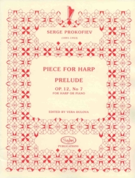 Piece for Harp & Prelude - S. Prokofiev