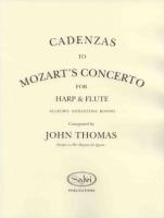 Concerto Cadenzas - W.A. Mozart / Thomas