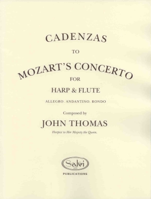 Concerto Cadenzas - W.A. Mozart