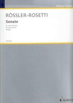 Sonate - Rossler-Rosetti/Zingel