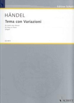 Tema Con Variazioni - Handel/Zingel