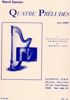 Quatre Preludes - M. Tournier
