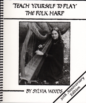 Teach Yourself to Play the Folk Harp - S. Woods