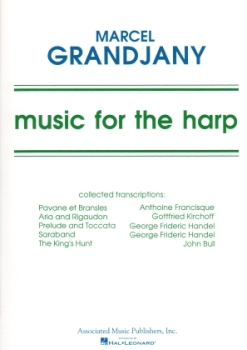 Music for the Harp - M. Grandjany