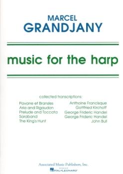 Music for the Harp - M. Grandjany
