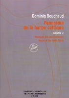 Panorama de la Harpe Celtique Volume 2 - D. Bouchaud