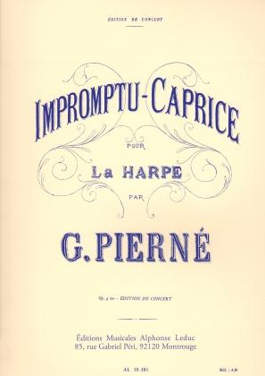 Impromptu-Caprice - G. Pierne
