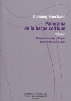 Panorama de la Harpe Celtique Volume 1 - D. Bouchaud