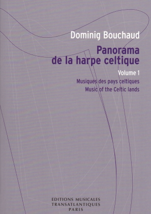 Panorama de la Harpe Celtique Volume 1 - D. Bouchard