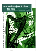 Intermediate Jazz & Blues for Harp - Whiting/Robinson
