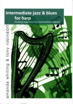 Intermediate Jazz & Blues for Harp - Whiting/Robinson
