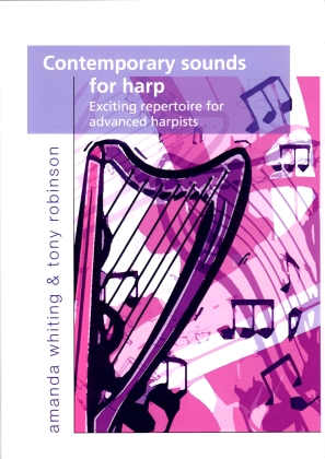 Contemporary Sounds for Harp - Whiting/Robinson