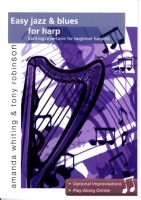 Easy Jazz & Blues for Harp - Whiting/Robinson