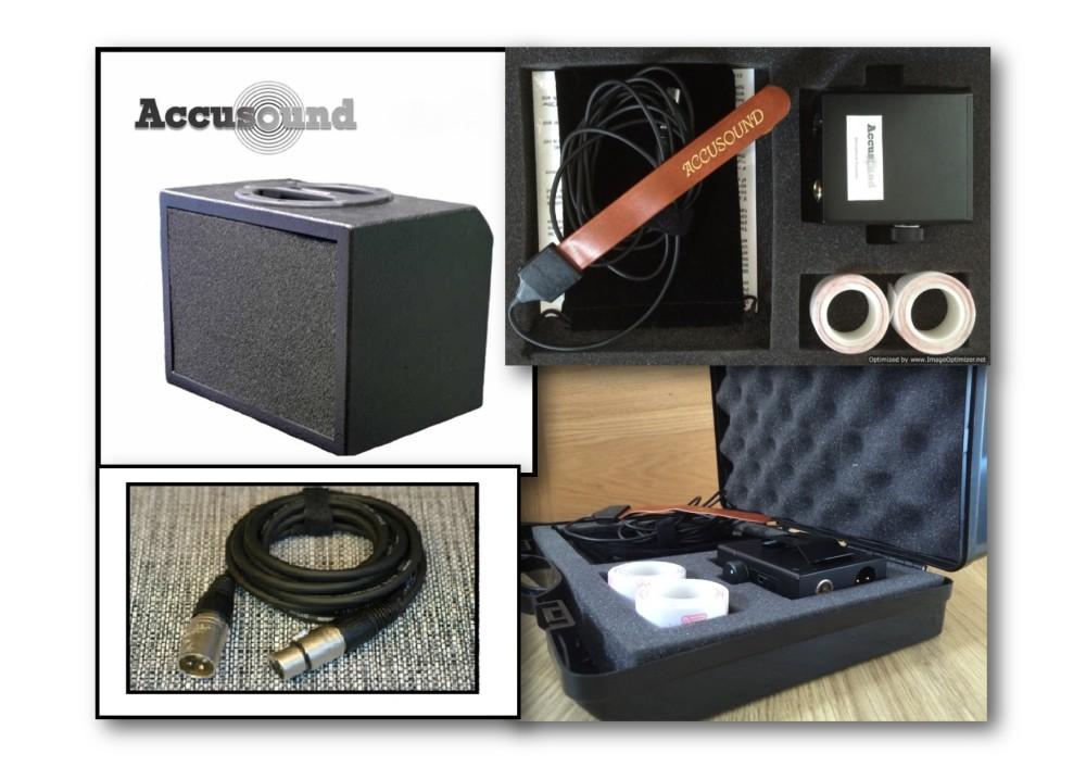 Accusound Harp Amplification System