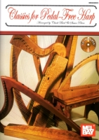 Classics for Pedal Free Harp - Arranged by Chuck Bird and Susan Peters