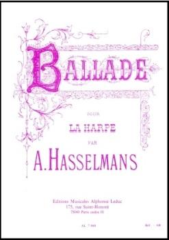 Ballade by Alphonse Hasselmans