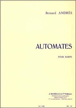 Automates for Harp by Bernard Andres