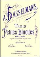 Trois Petites Bluettes for Harp by Alphonse Hasselmans